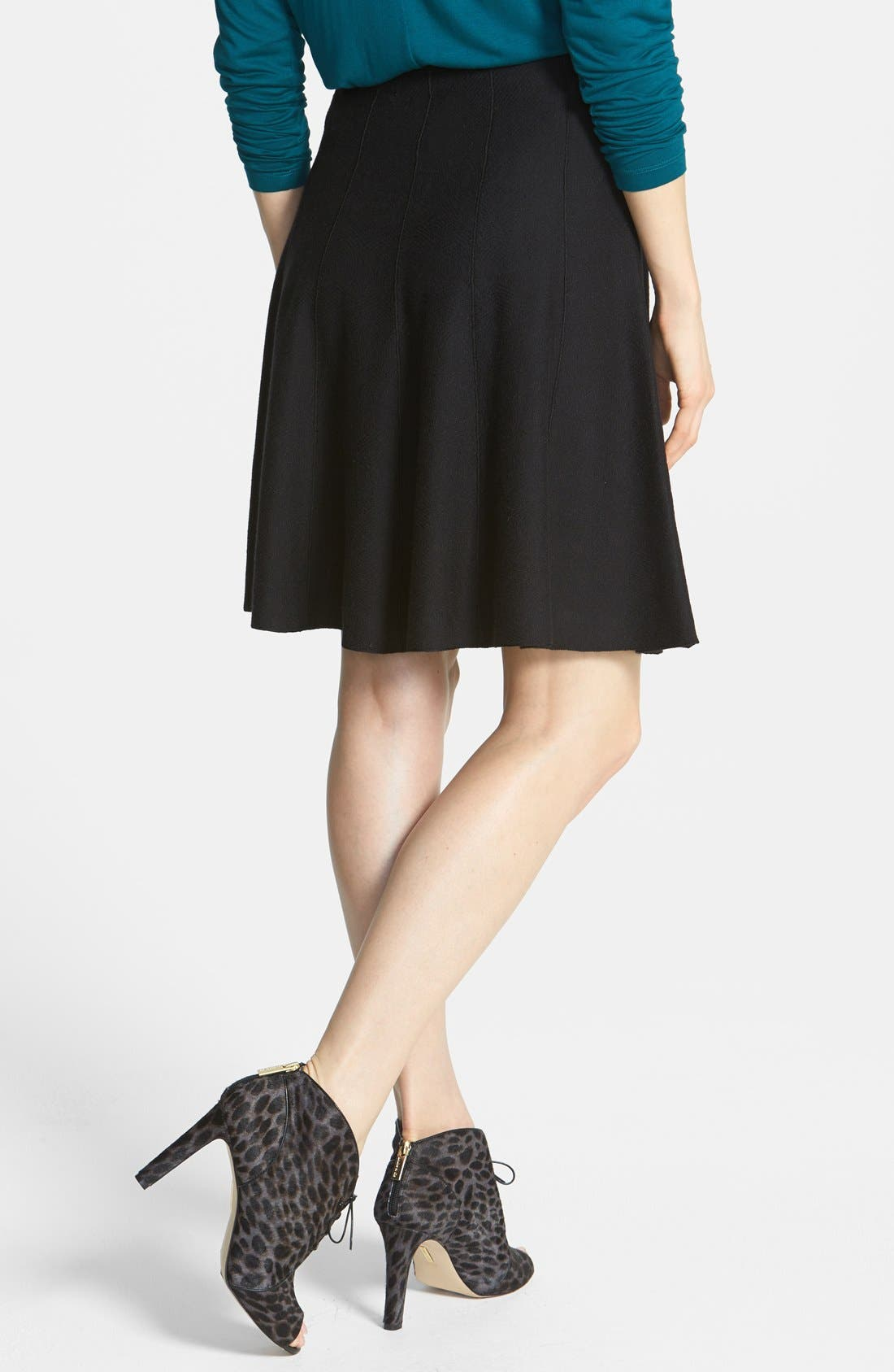 Alternate Image 2  - NIC+ZOE 'Paneled Twirl' Flirt Skirt