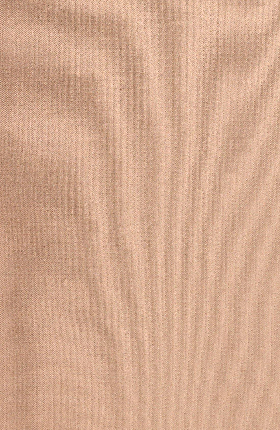 Alternate Image 3  - Halogen® Seamed Pencil Skirt (Regular & Petite)