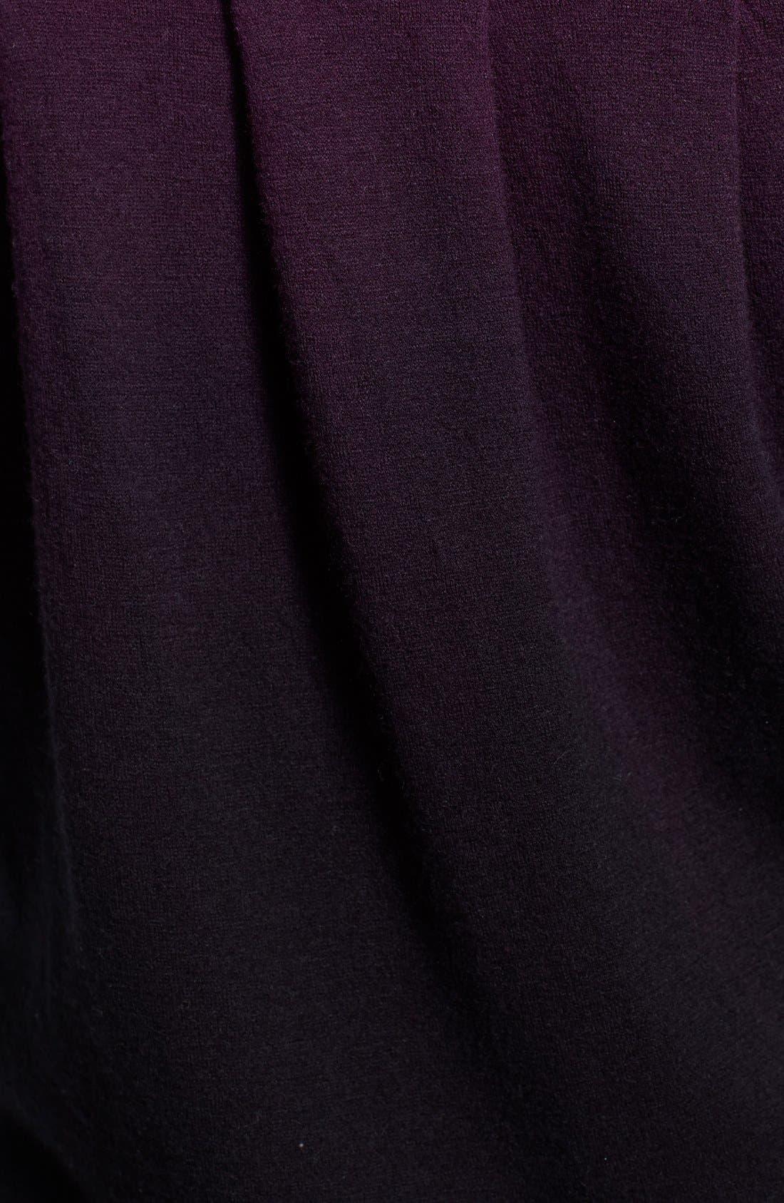 Alternate Image 3  - Donna Karan Collection Ombré Cashmere Sweater