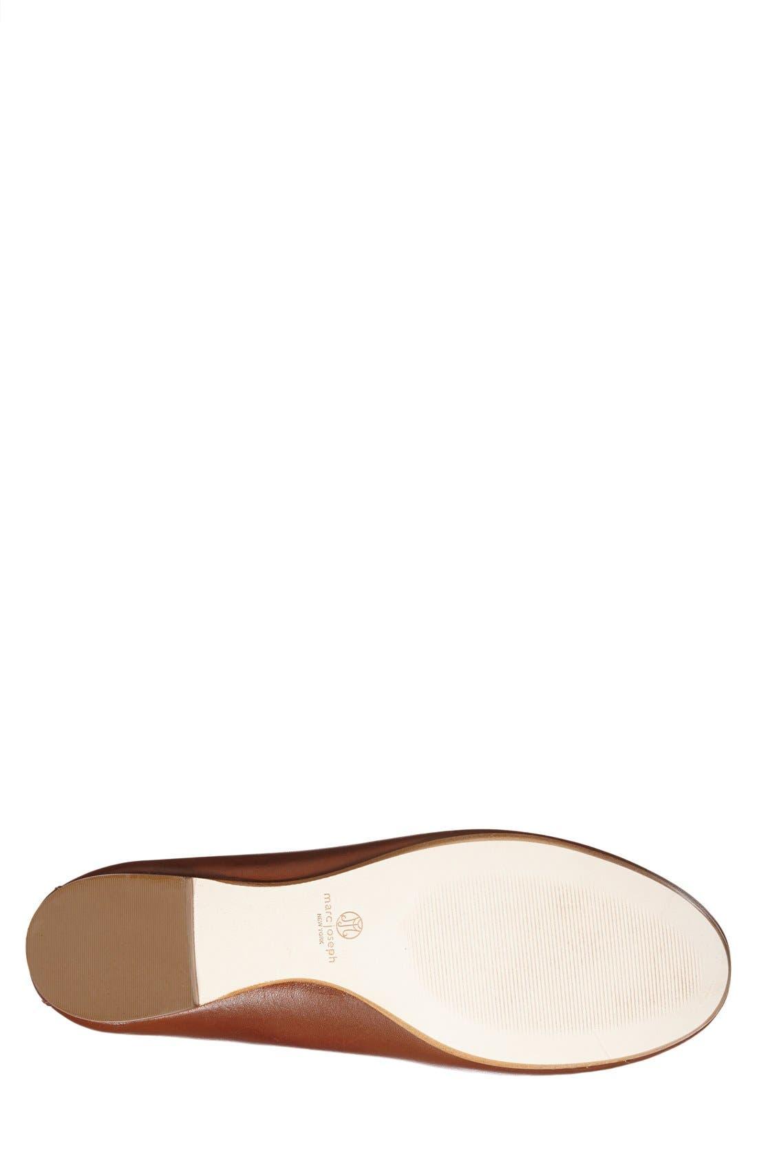 Alternate Image 4  - Marc Joseph New York 'Grand St.' Calfskin Leather Loafer
