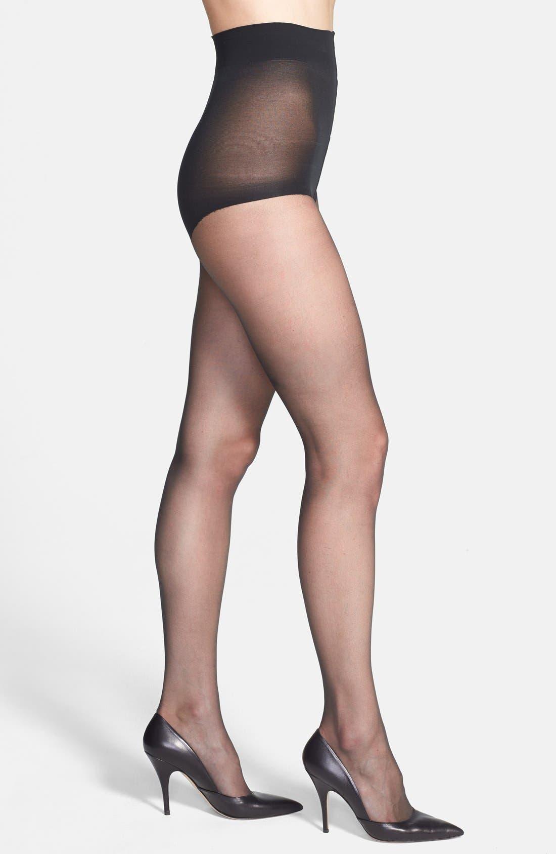 Donna Karan The Nudes Control Top Pantyhose