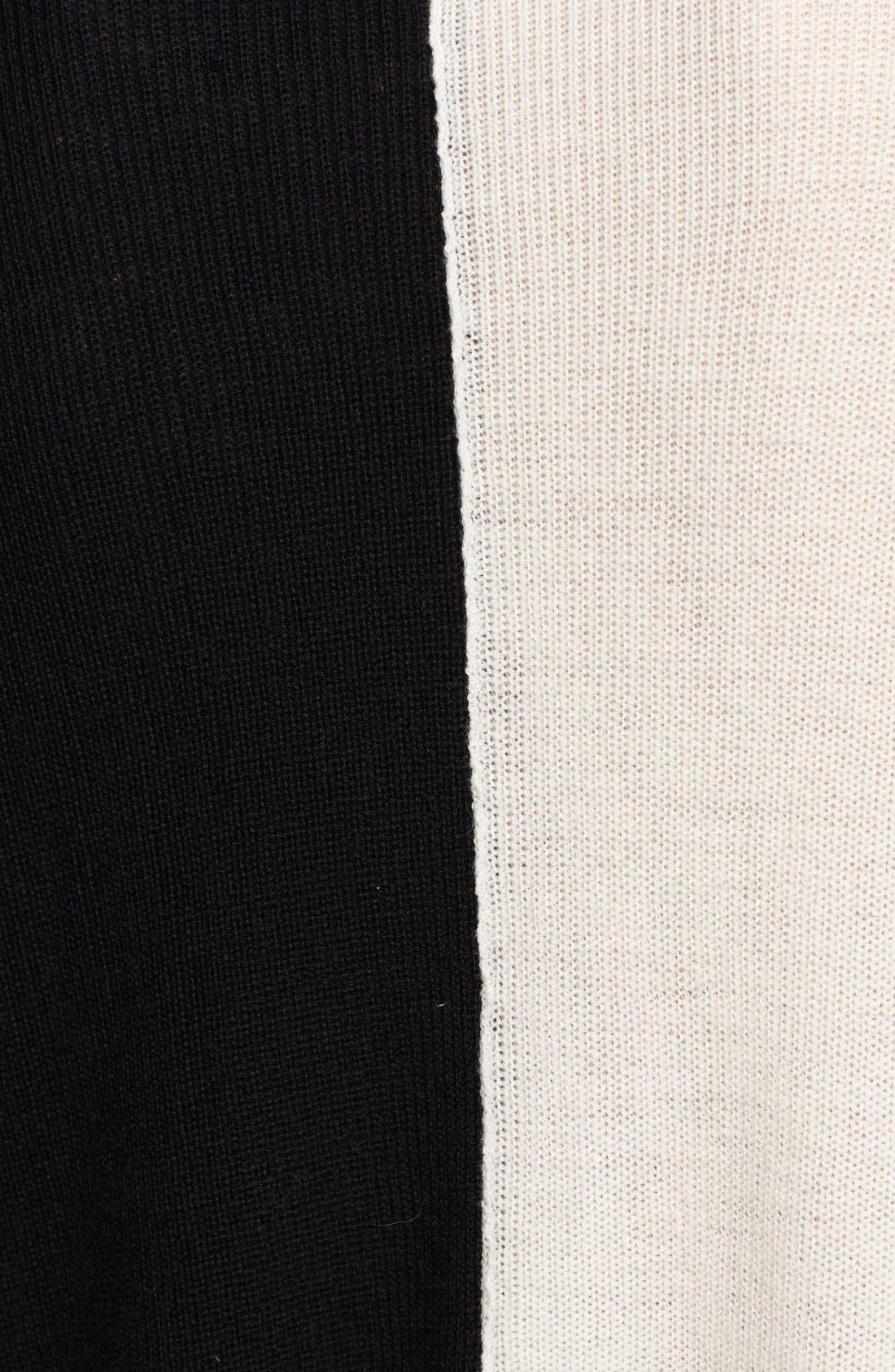 Alternate Image 3  - Yigal Azrouël Colorblock Sweater