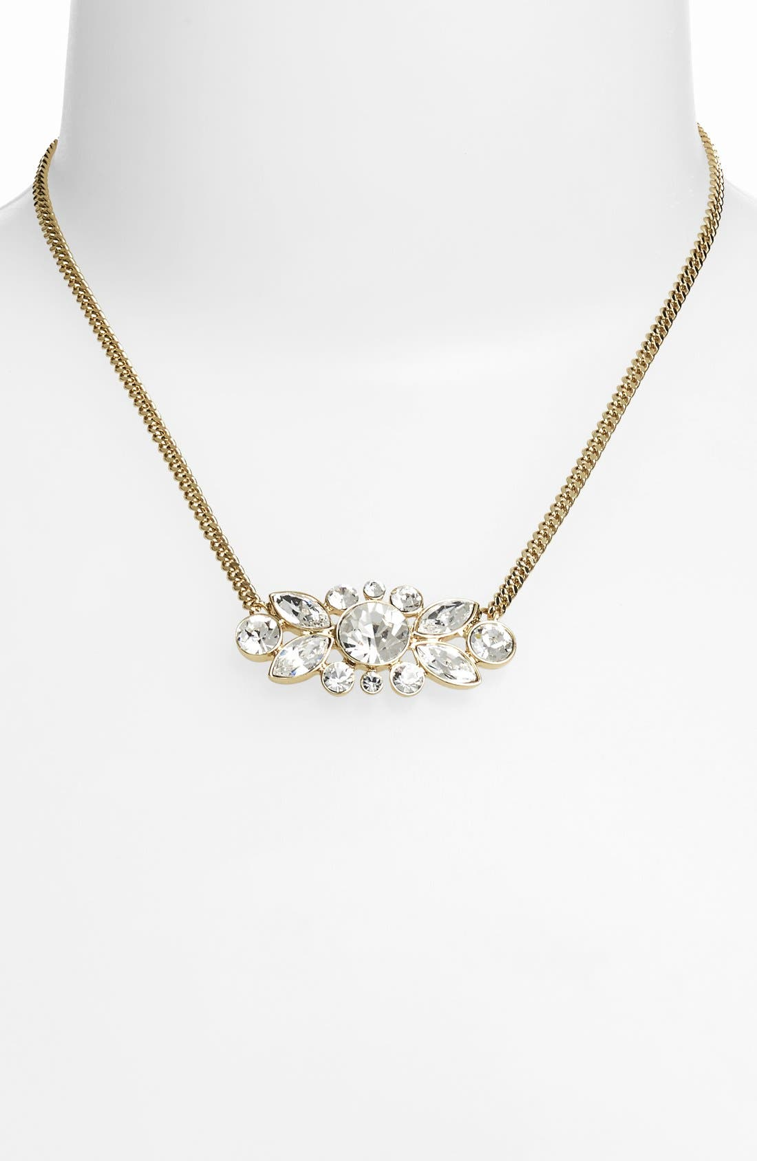 Main Image - Givenchy Cluster Pendant Necklace