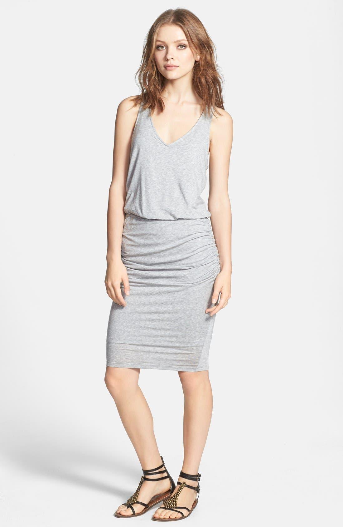 Alternate Image 1 Selected - Splendid Tencel® Racerback Midi Dress