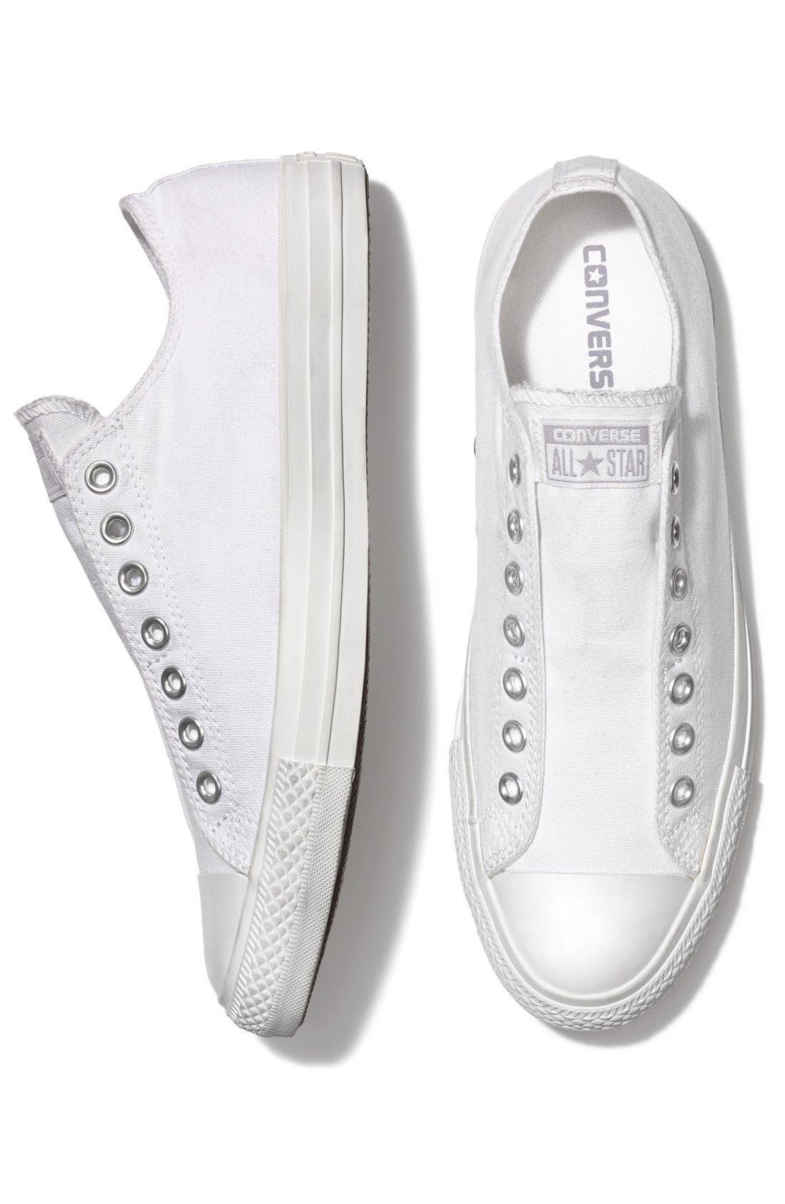 Alternate Image 8  - Converse Chuck Taylor® All Star® Slip-On Sneaker (Men)