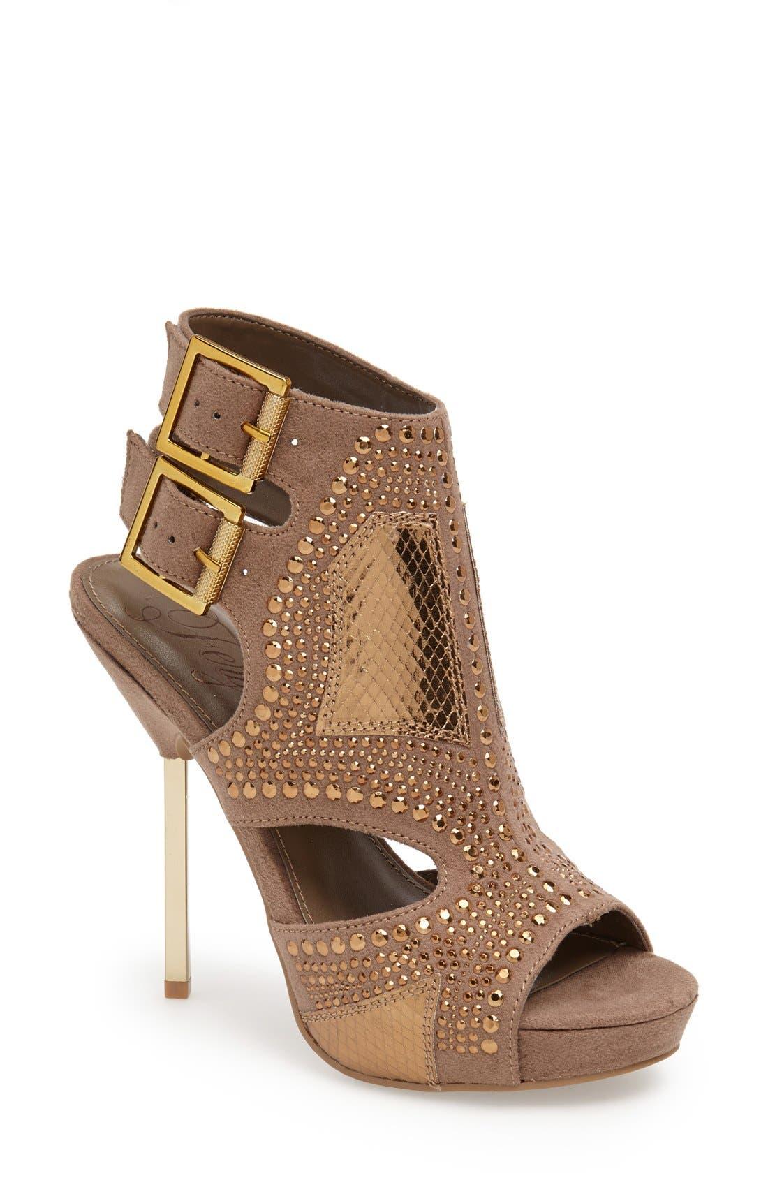Alternate Image 1 Selected - Fergie 'Emmie' Sandal (Women)