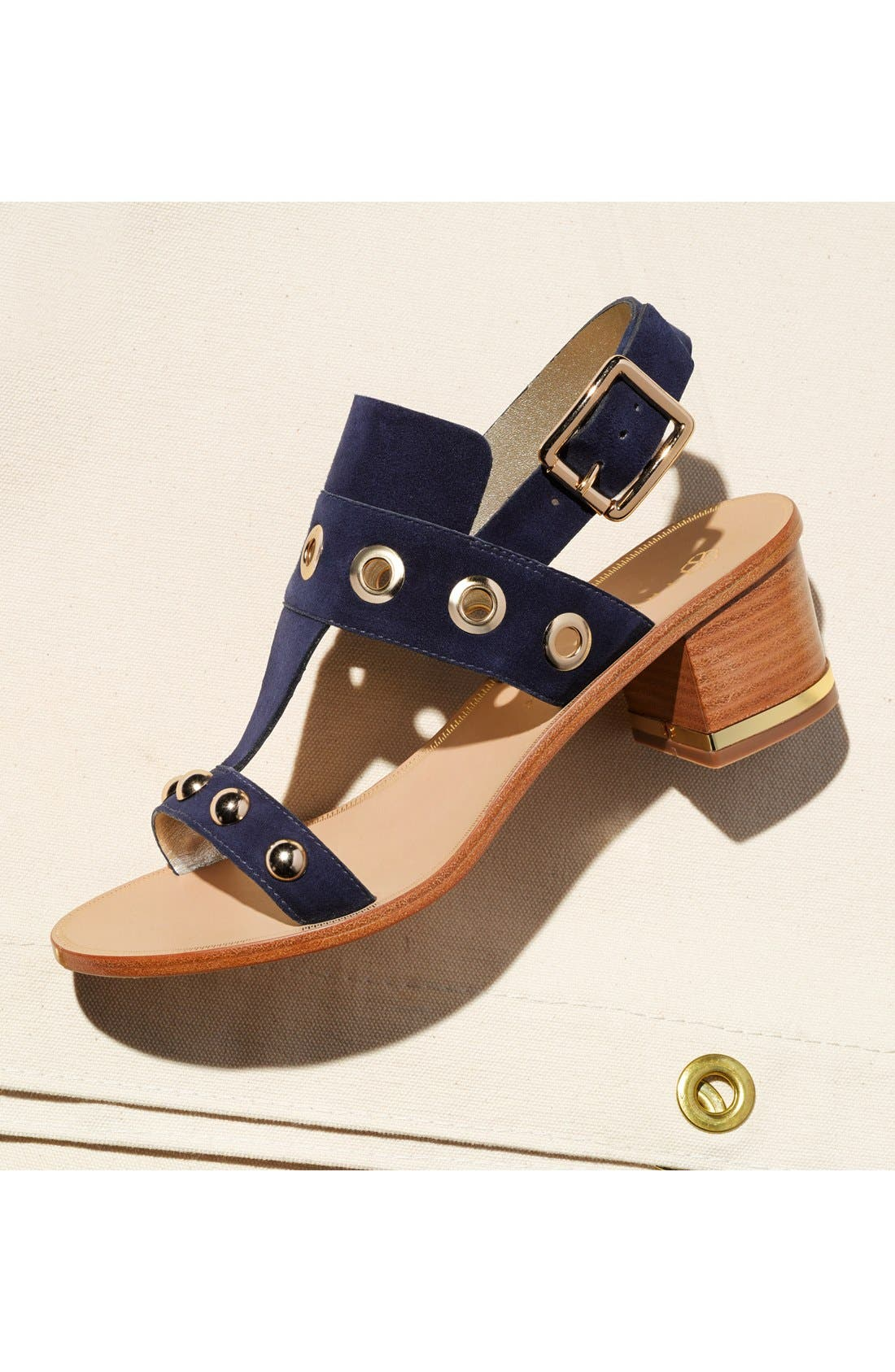 Alternate Image 5  - Trina Turk 'Atwater' Studded Slingback Sandal