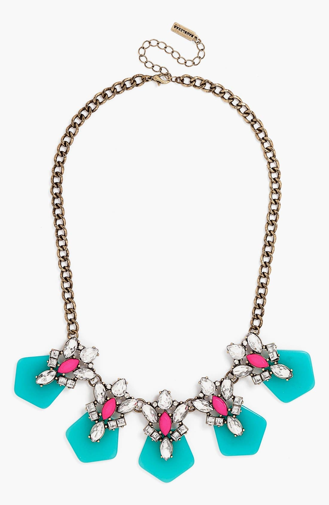 Alternate Image 1 Selected - BaubleBar Frontal Necklace