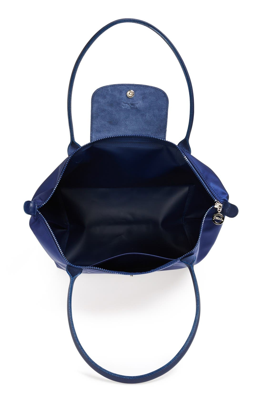 Alternate Image 4  - Longchamp 'Large Le Pliage Neo' Nylon Tote