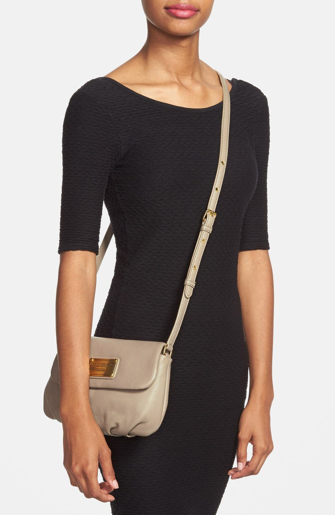 Alternate Image 2  - MARC BY MARC JACOBS 'Classic Q - Flap Percy' Satchel