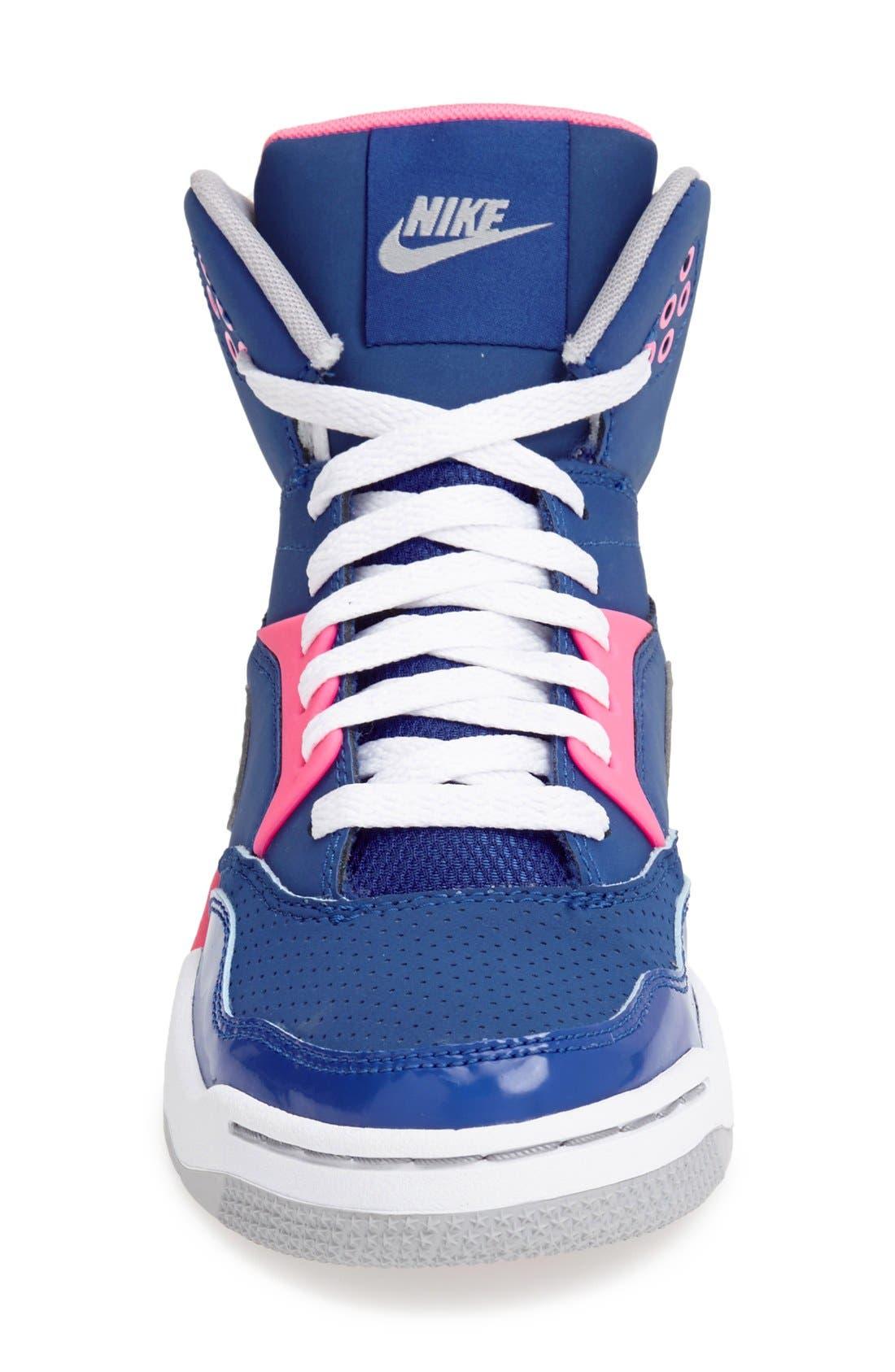 Alternate Image 3  - Nike 'Base Flight 14 Hi' Sneaker (Women)