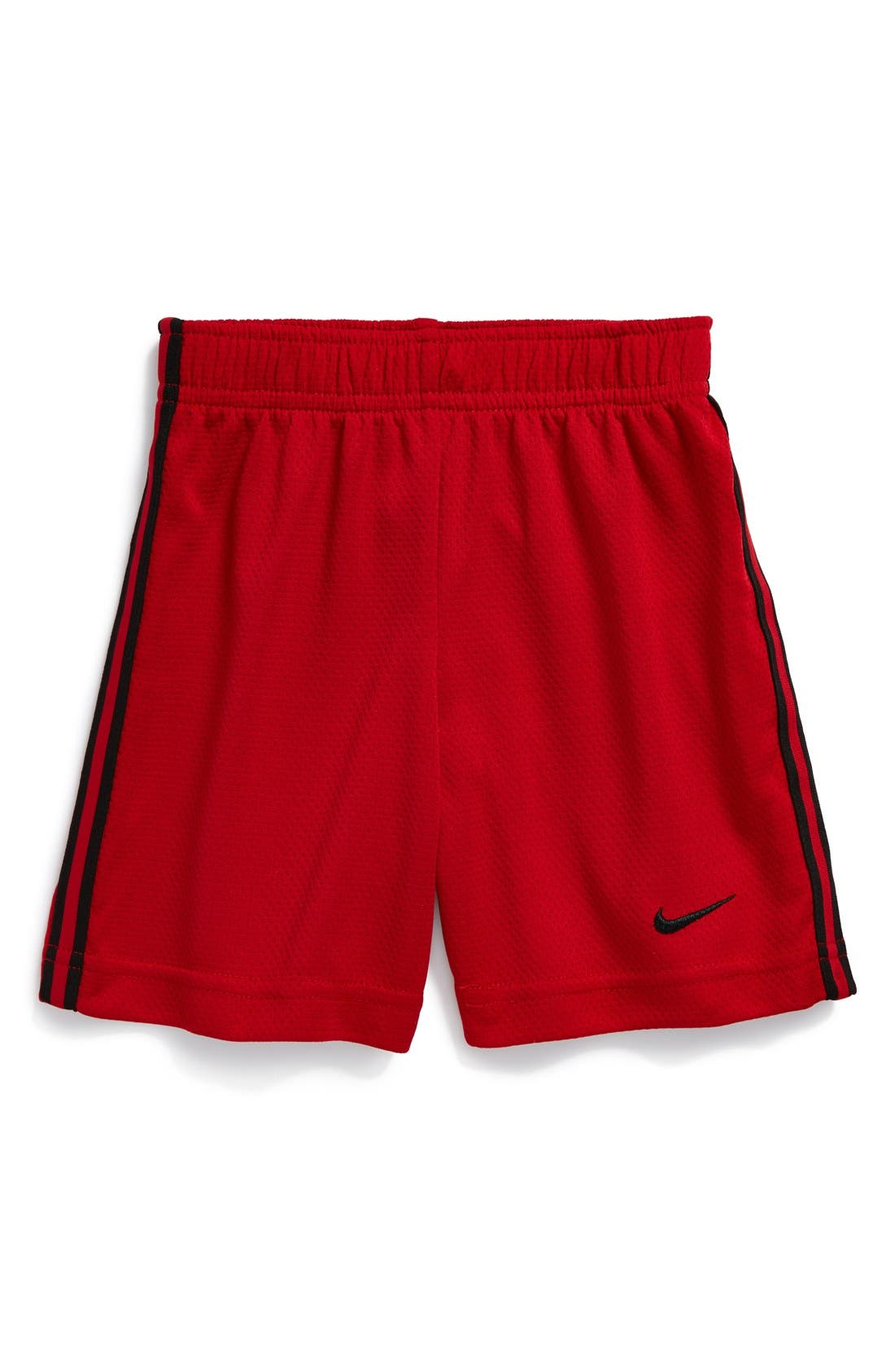 Alternate Image 1 Selected - Nike 'Epic' Shorts (Toddler Boys)