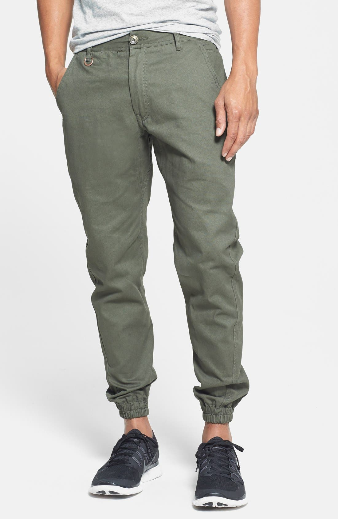 Main Image - PUBLISH BRAND Tailored Fit Jogger Chinos