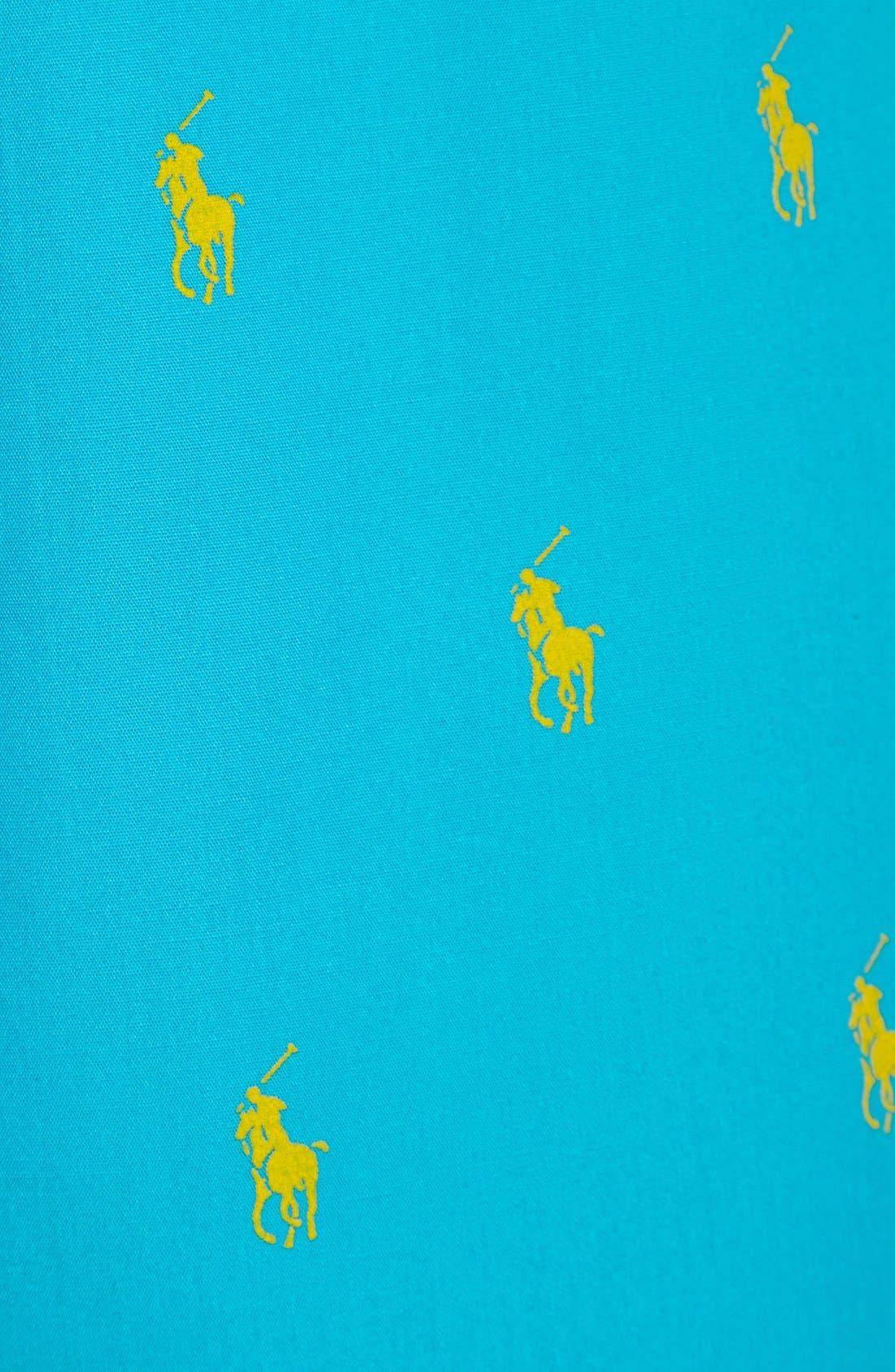 Alternate Image 3  - Polo Ralph Lauren Print Boxers