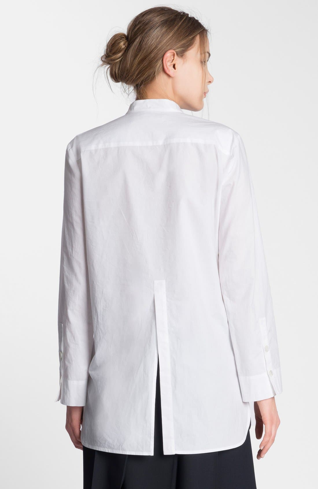 Alternate Image 2  - Marni Cotton Tunic Shirt