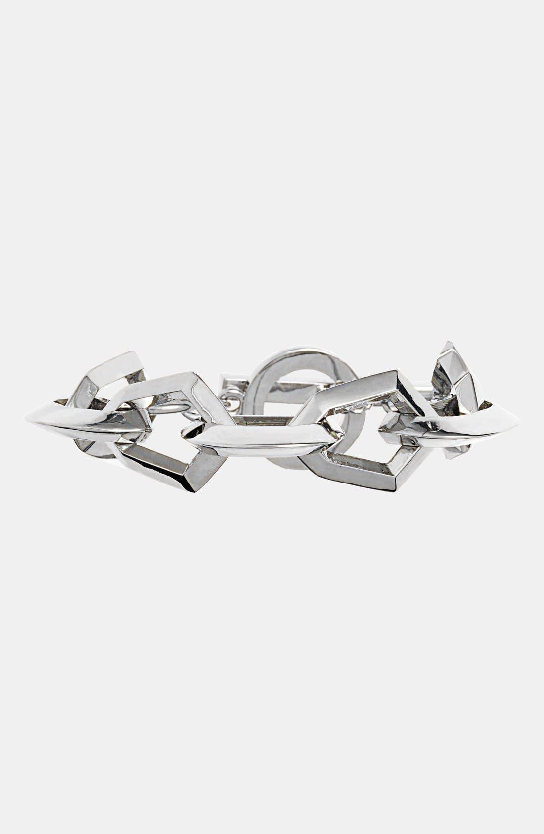 Alternate Image 1 Selected - Vince Camuto 'Viva la Vince' Angular Link Bracelet