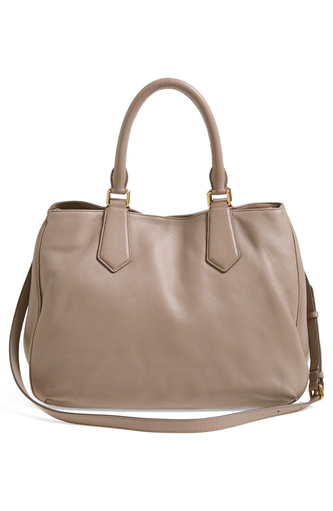 Alternate Image 4  - MARC BY MARC JACOBS Leather Tote