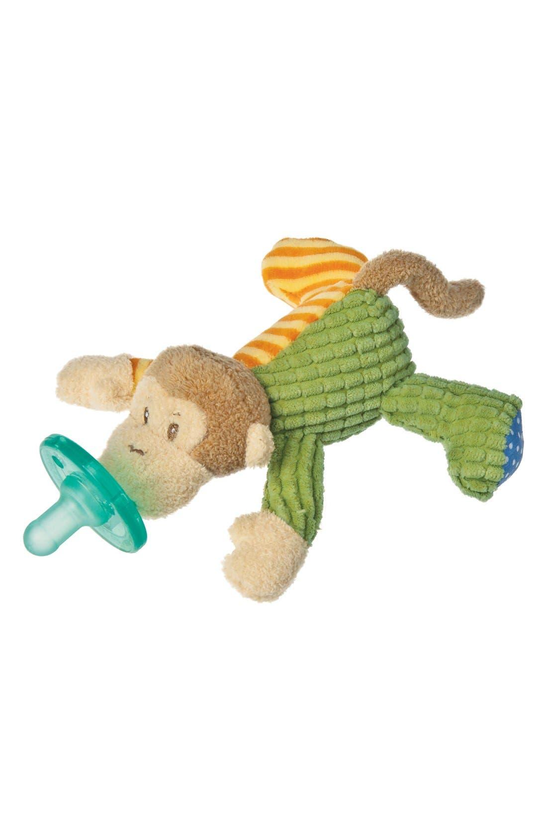 Main Image - Mary Meyer 'Mango Monkey' WubbaNub™ Pacifier Toy
