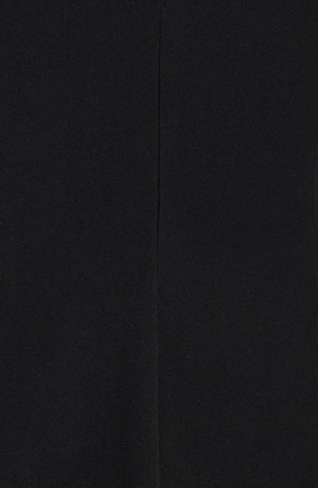 Alternate Image 3  - Jay Godfrey 'Skoll' Double Strap Stretch Crepe Dress