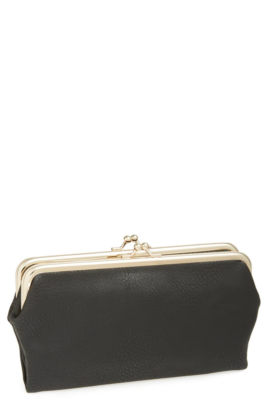 Main Image - BP 'Kisslock' Wallet
