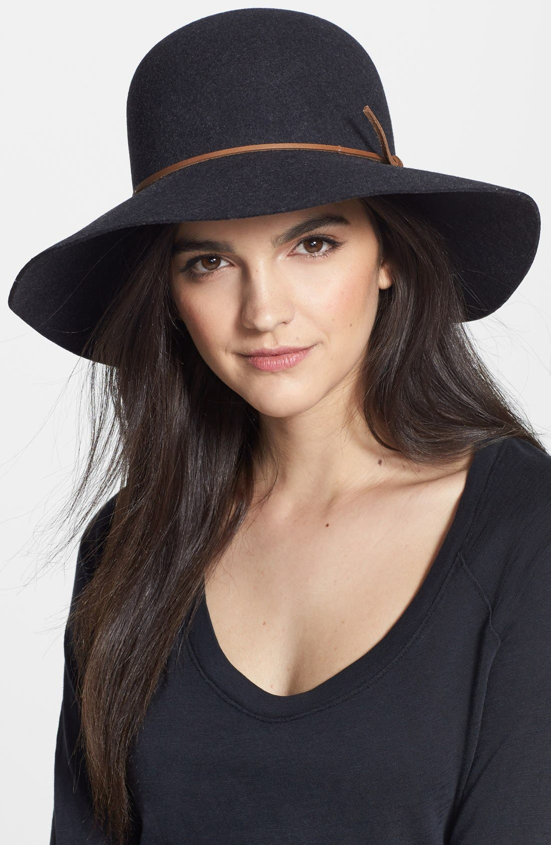 Alternate Image 1 Selected - rag & bone 'Dunaway' Wool Hat