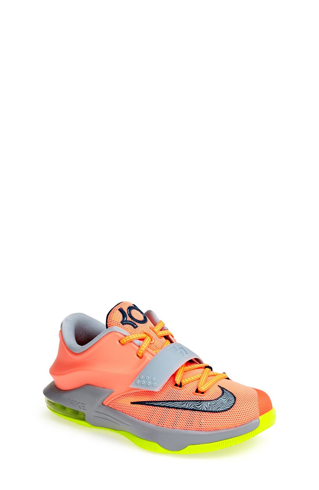 Main Image - Nike 'KD VII' Basketball Shoe (Big Kid)