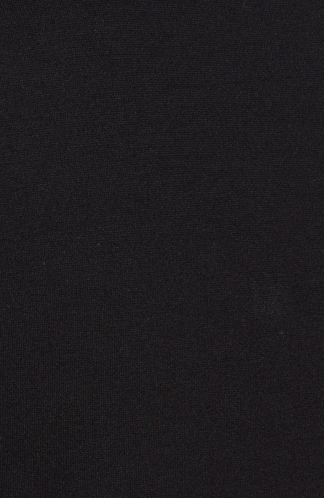 Alternate Image 4  - Classiques Entier® Italian Ponte Colorblock Dress
