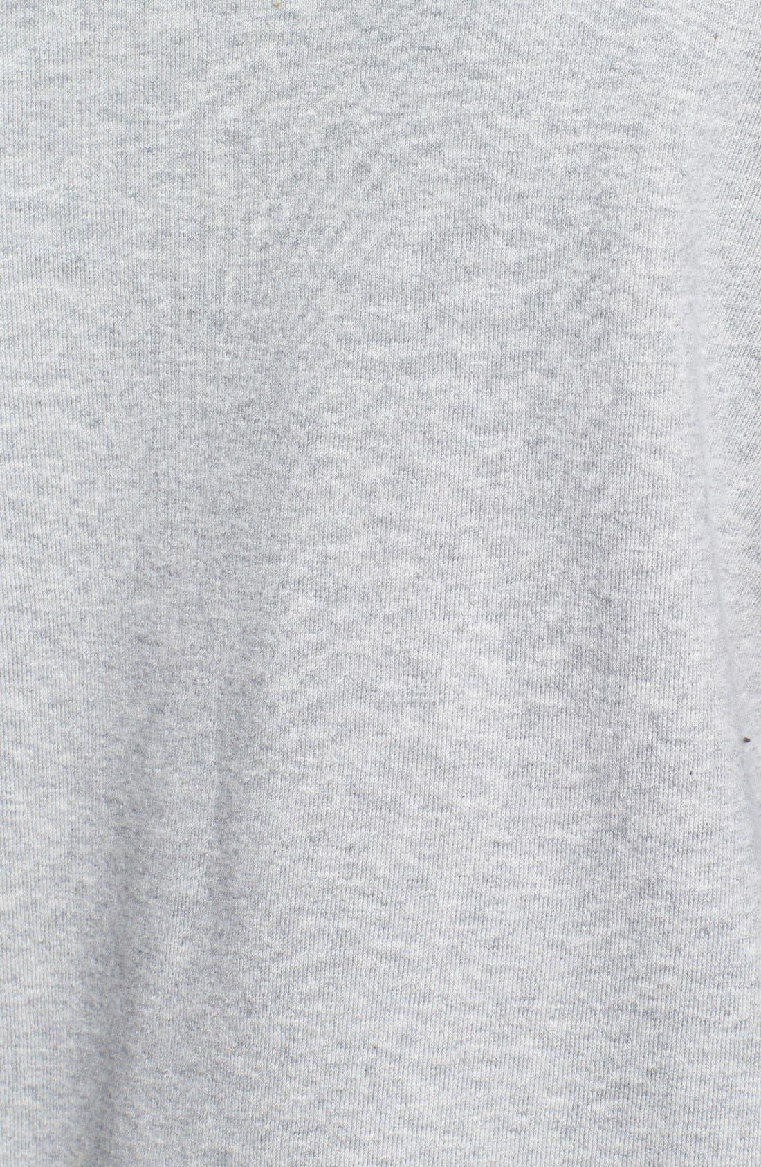 Alternate Image 3  - MOTHER 'The Square' Raglan Sweatshirt