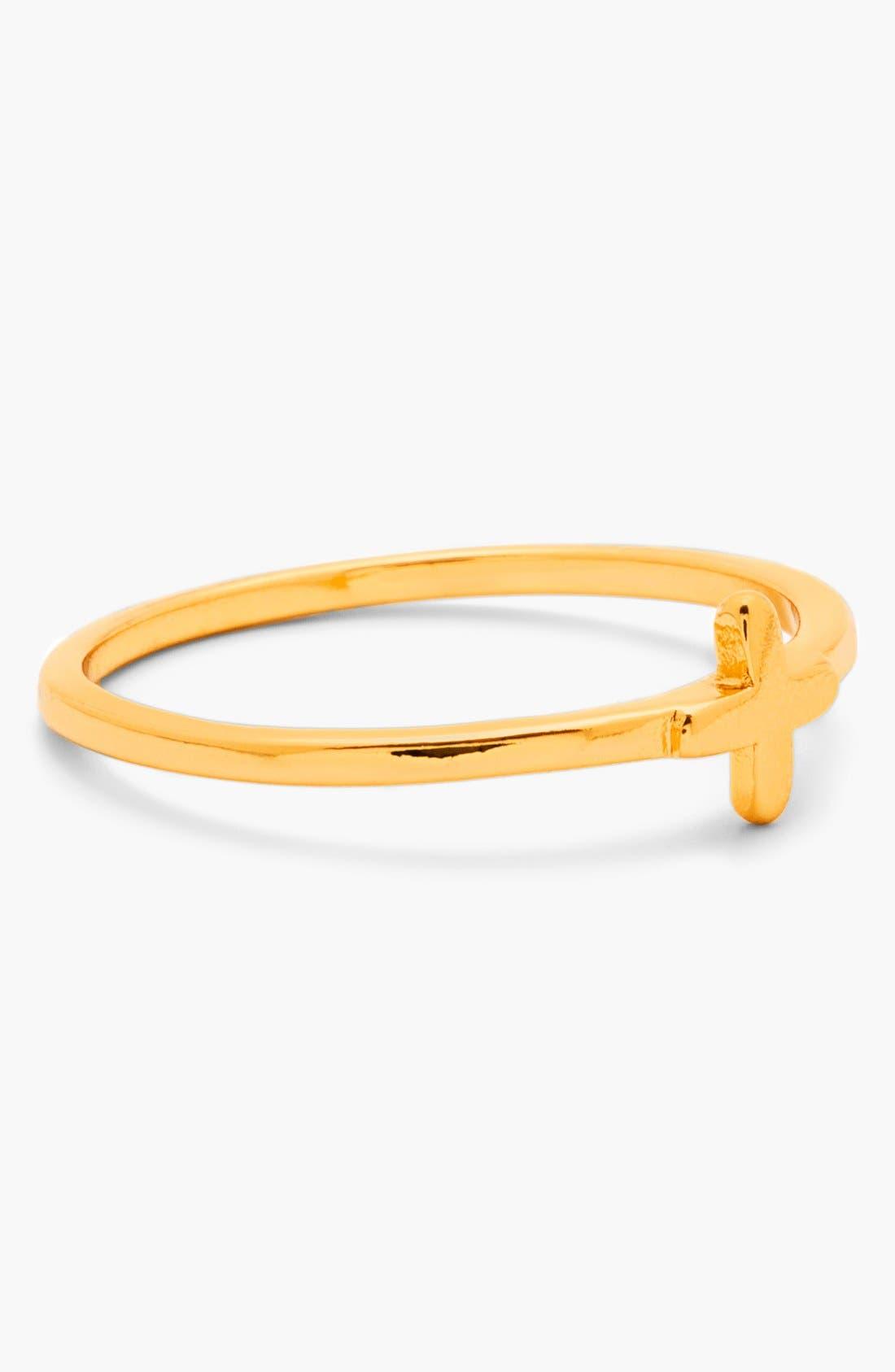 Alternate Image 4  - gorjana 'Cross Over' Midi Ring