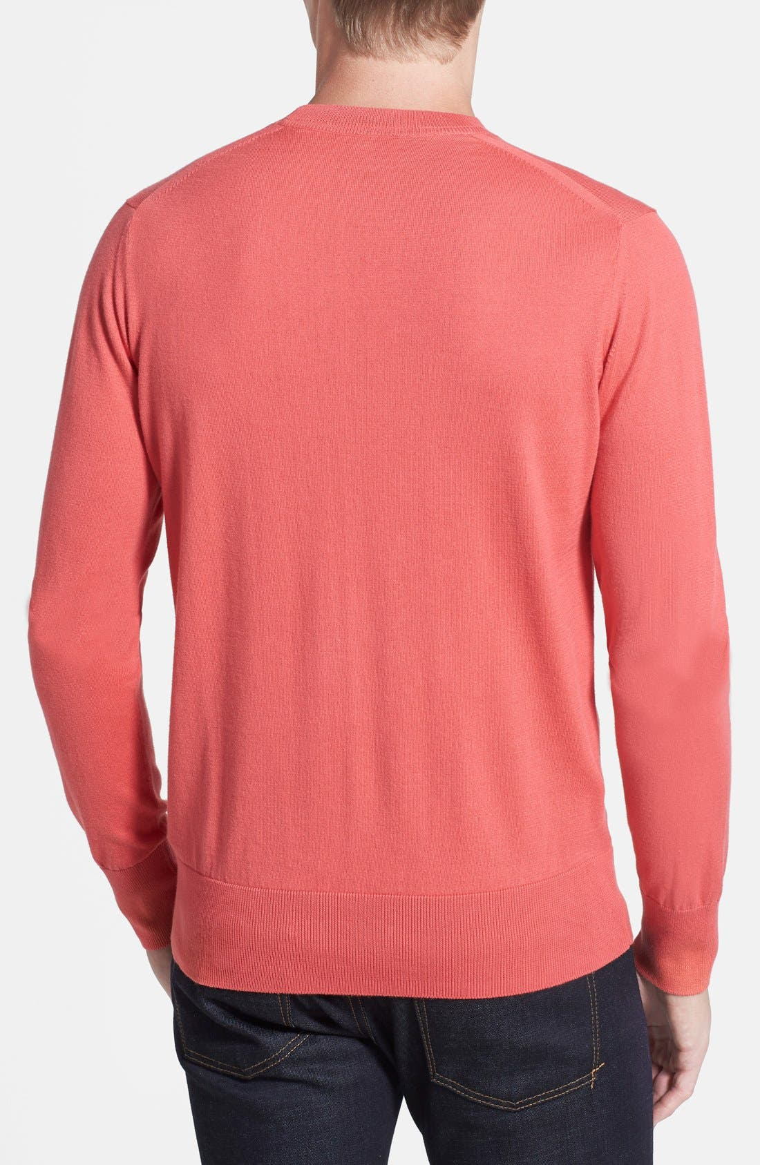 Alternate Image 2  - Burberry 'Arnal' Crewneck Sweater