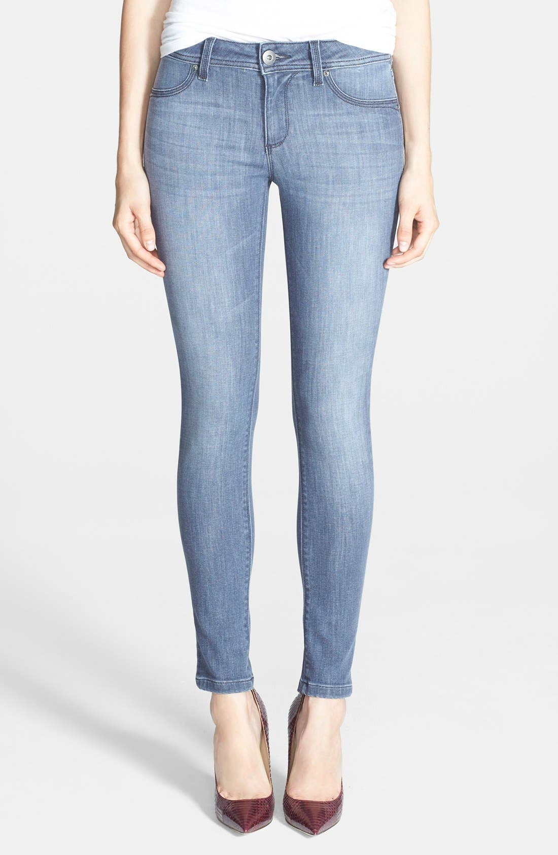 Main Image - DL1961 'Emma' Power Legging Jeans (Pierce)