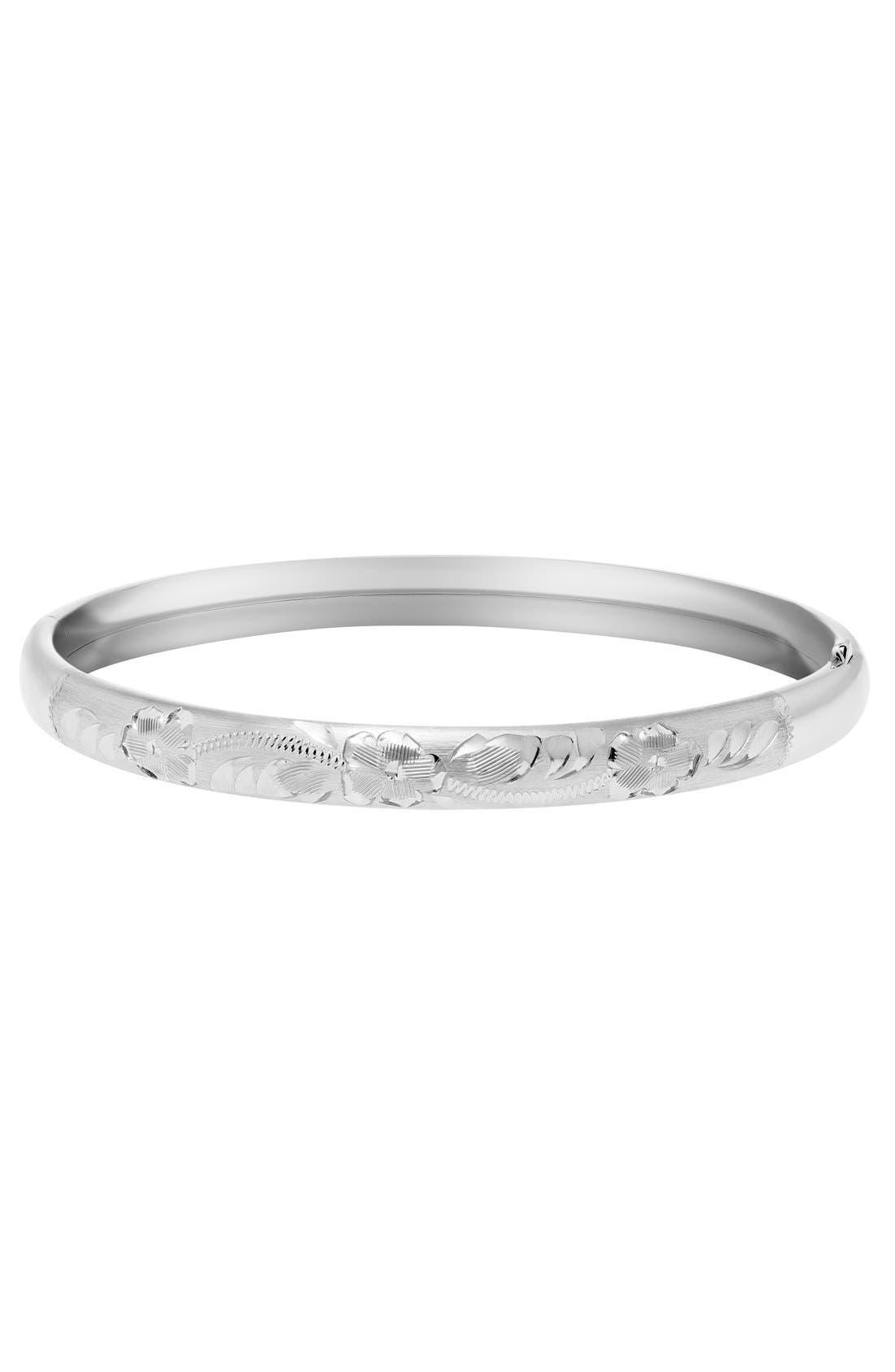 Mignonette Sterling Silver Bracelet (Girls)
