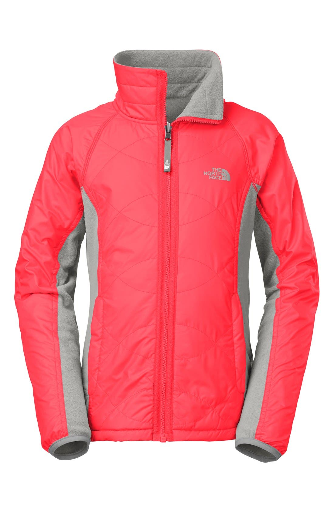 Alternate Image 1 Selected - The North Face 'Madison' Reversible Jacket (Little Girl)