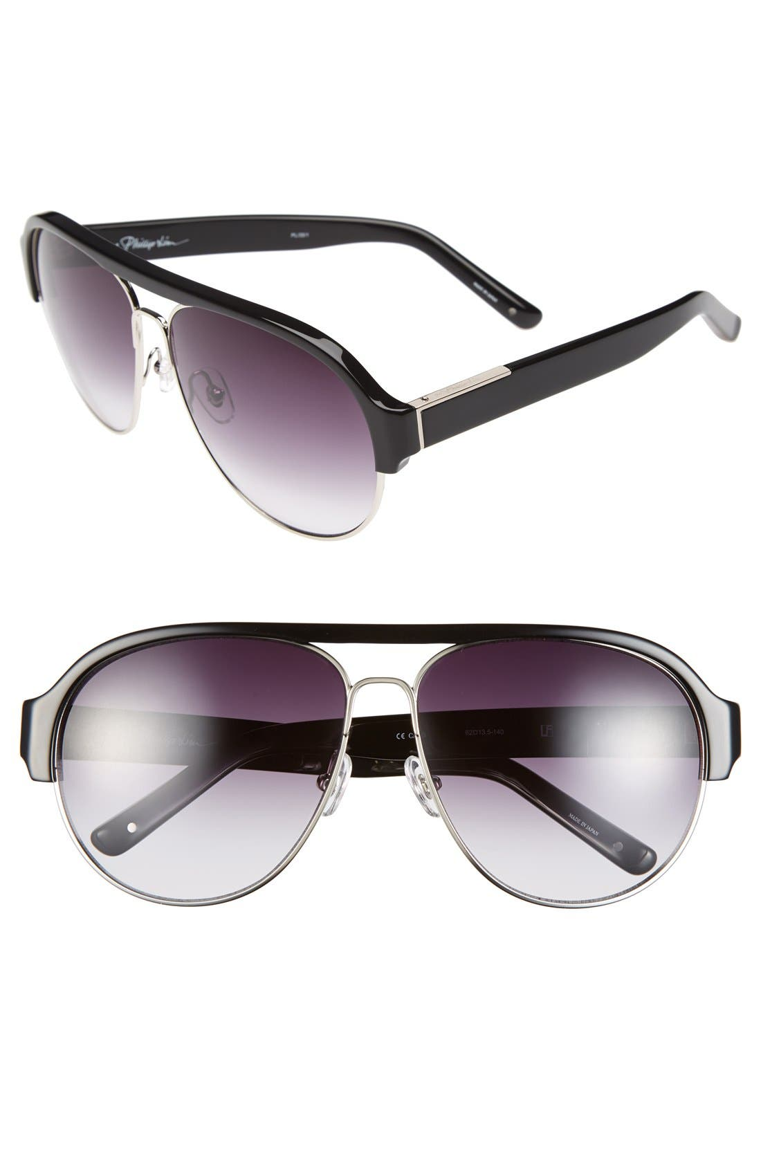 Main Image - 3.1 Phillip Lim 62mm Sunglasses