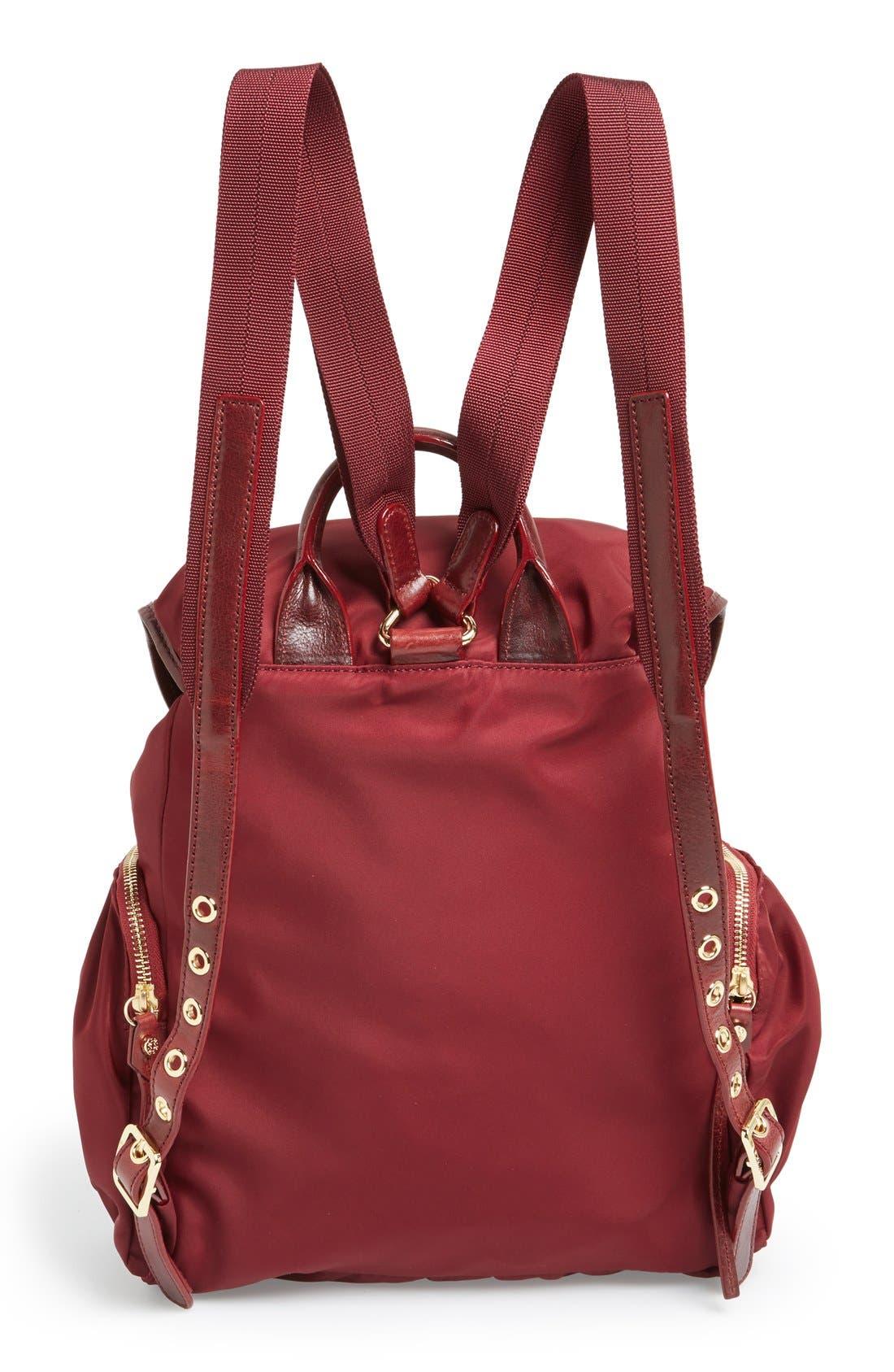 Alternate Image 4  - MZ Wallace 'Marlena' Nylon Backpack