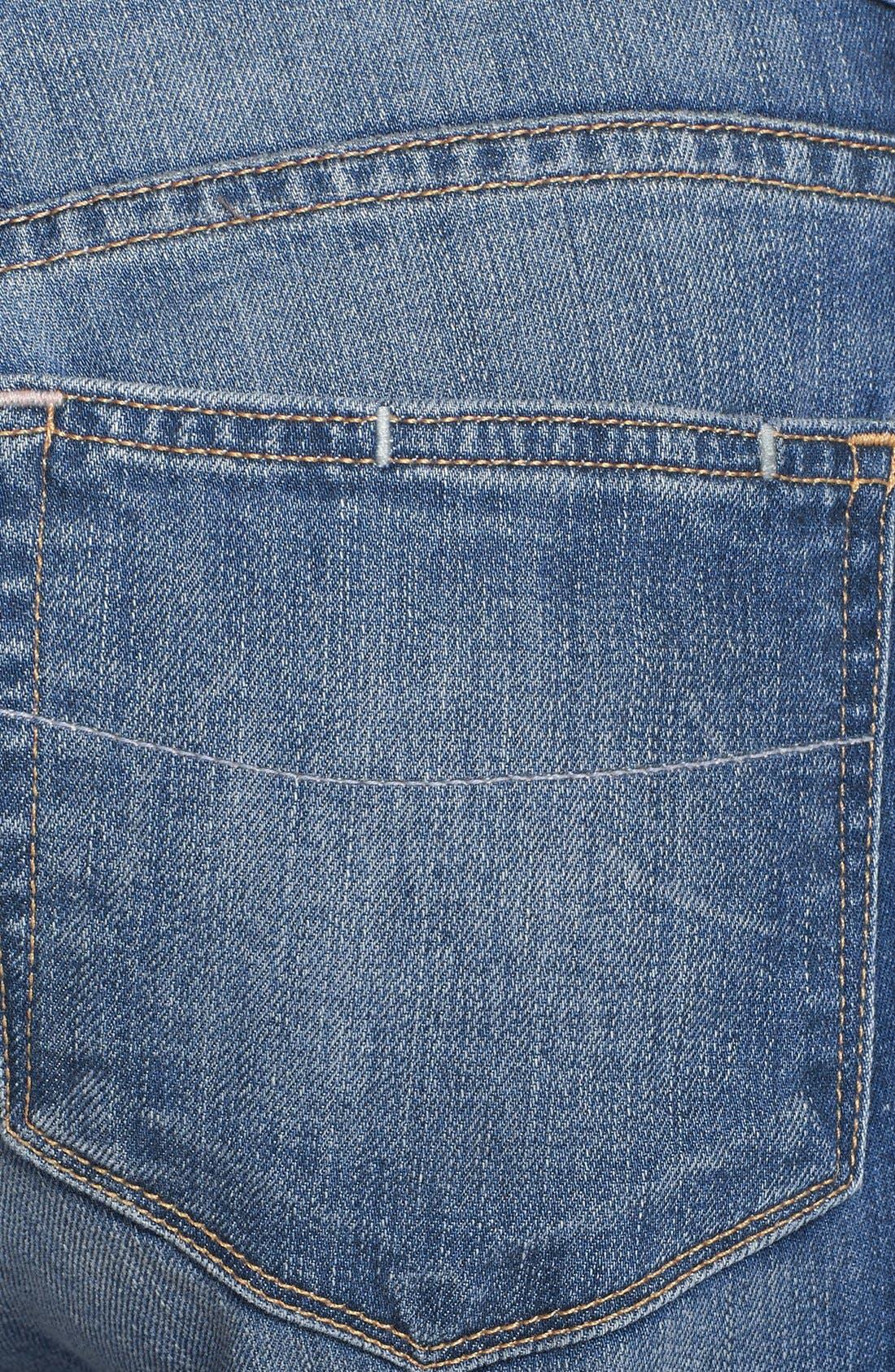 Alternate Image 3  - Paige Denim 'Jimmy Jimmy' Skinny Boyfriend Jeans (Aero)