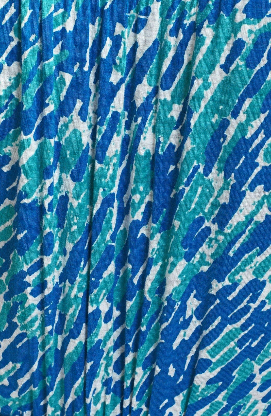 Alternate Image 4  - Plenty by Tracy Reese 'Joanne' Print Jersey Fit & Flare Dress
