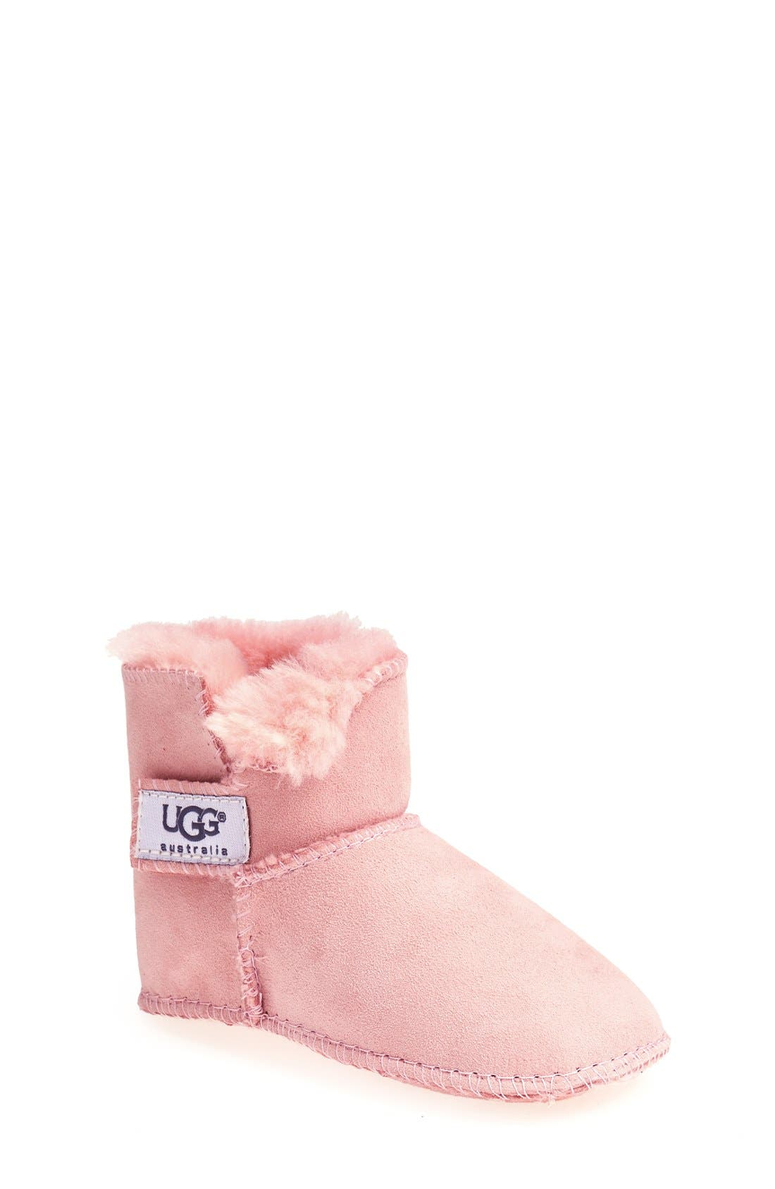 Alternate Image 1 Selected - UGG® Erin Bootie (Baby & Walker)