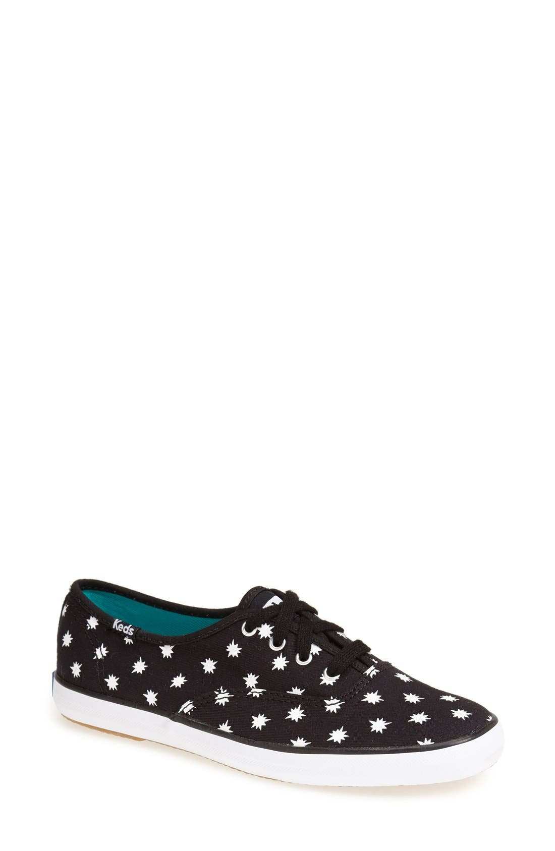 Alternate Image 1 Selected - Keds® 'Champion - Starburst' Sneaker (Women)