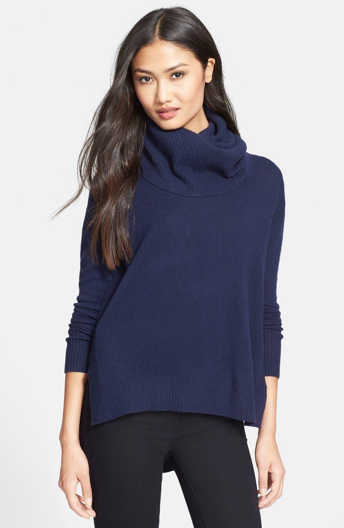 Alternate Image 1 Selected - Diane von Furstenberg 'Ahiga' Turtleneck Sweater
