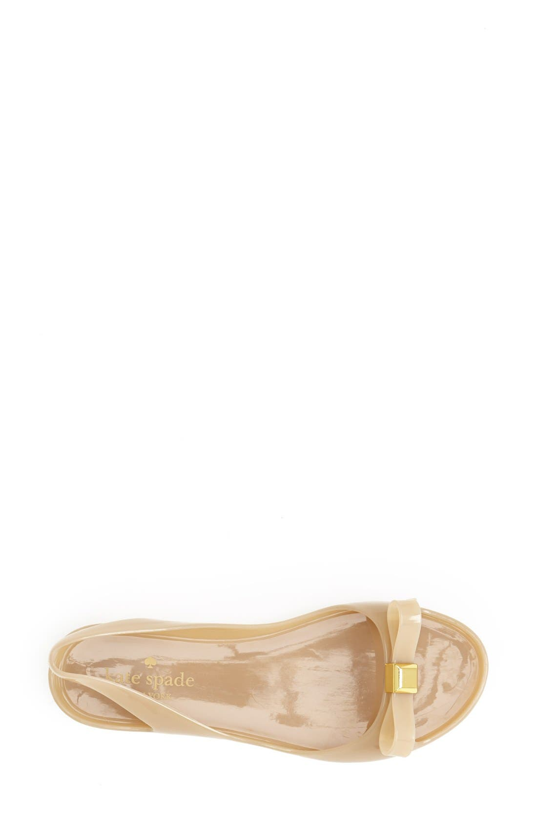 Alternate Image 3  - kate spade new york 'ode' flat sandal