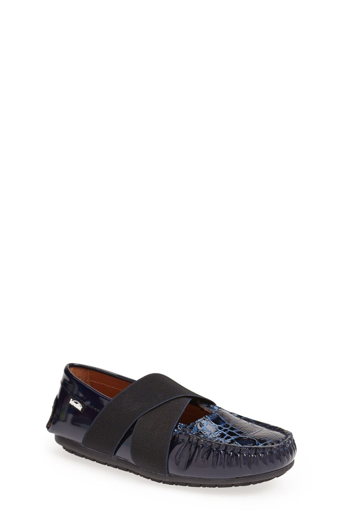 Alternate Image 1 Selected - Venettini 'Daisy' Loafer (Toddler, Little Kid & Big Kid)