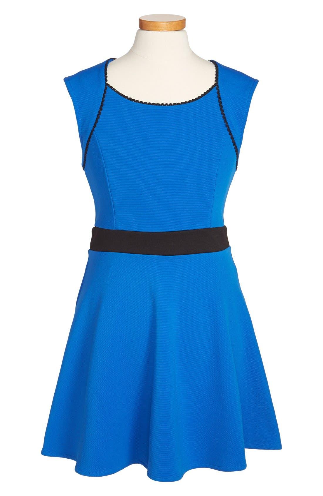 Main Image - Sally Miller 'Chloe' Dress (Big Girls)