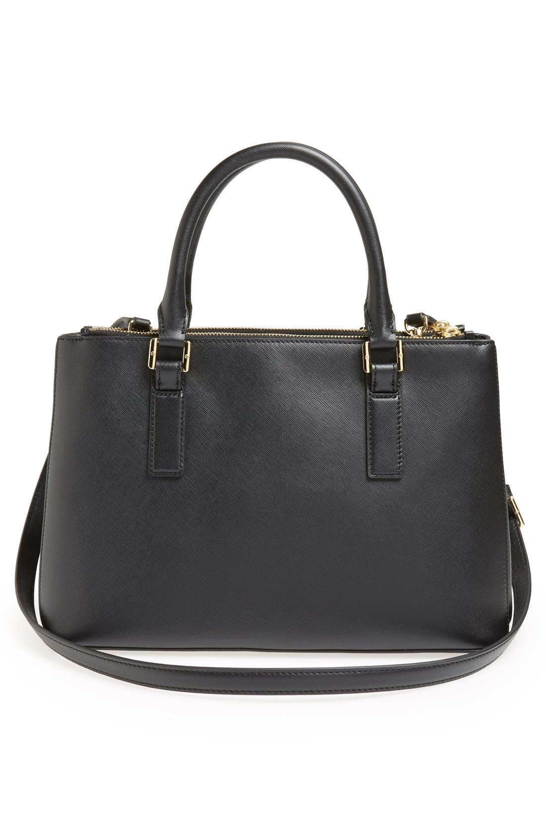 Alternate Image 3  - Tory Burch 'Robinson - Mini' Double Zip Tote