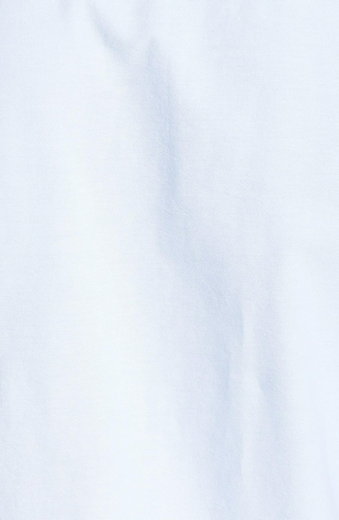 Alternate Image 3  - Topman Slim Fit Oxford Shirt