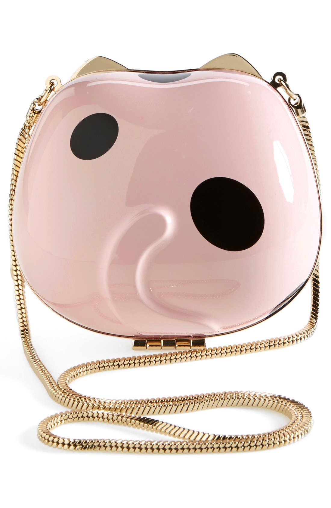 Alternate Image 4  - kate spade new york 'hello tokyo cat' clutch