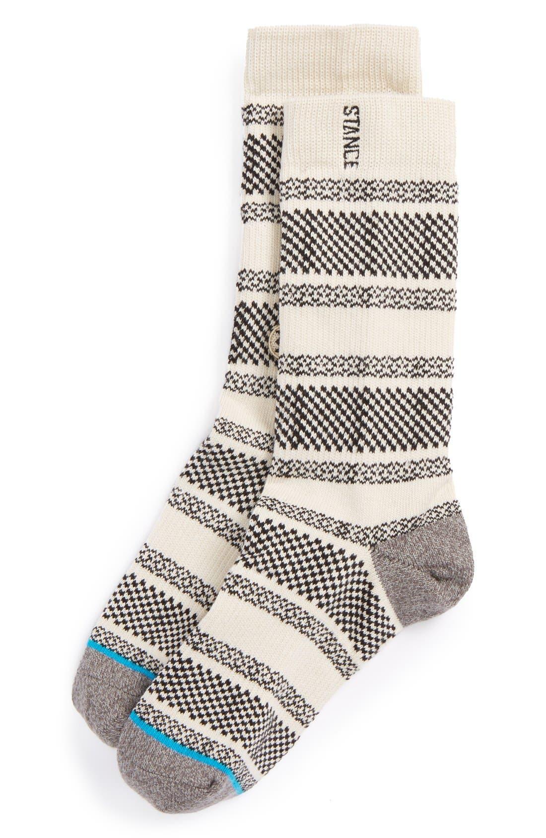 Alternate Image 1 Selected - Stance 'Helen' Socks (Big Kid)