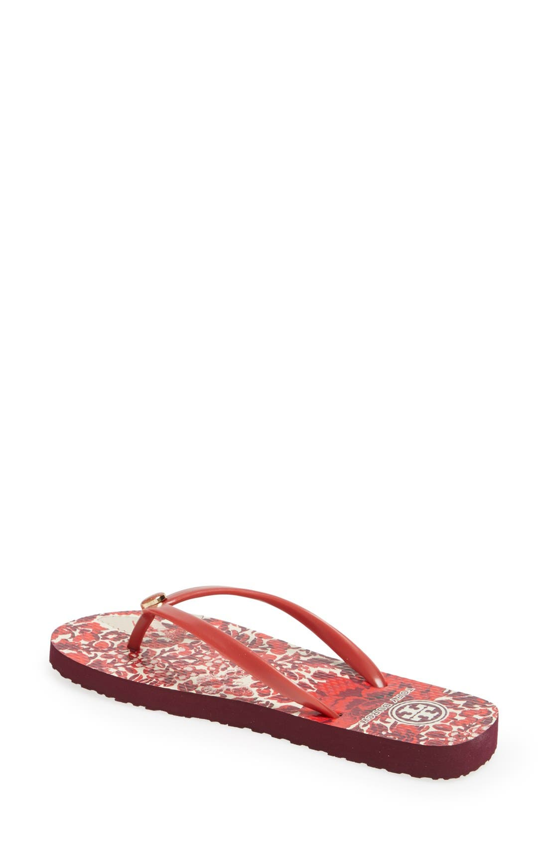 Alternate Image 2  - Tory Burch Flip Flop (Women) (Nordstrom Exclusive)