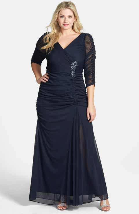 Formal Plus-Size Clothing | Nordstrom