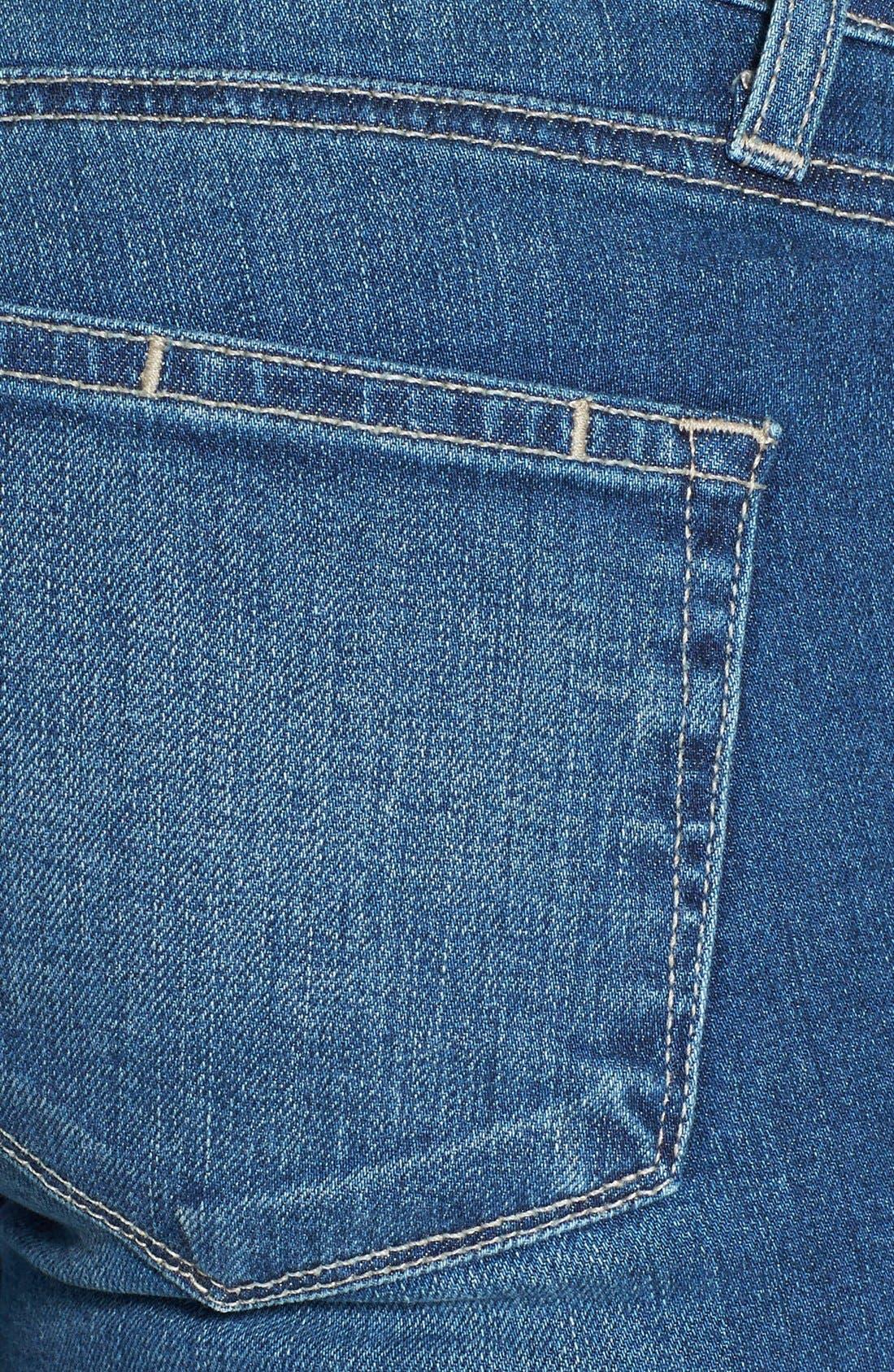Alternate Image 3  - Paige Denim 'Verdugo' Destroyed Ankle Skinny Jeans (Belmont)